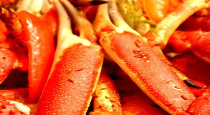 El Mouja Tajine de Crab